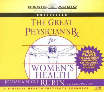 The Great Physician's RX for Women's Health 9781598592184