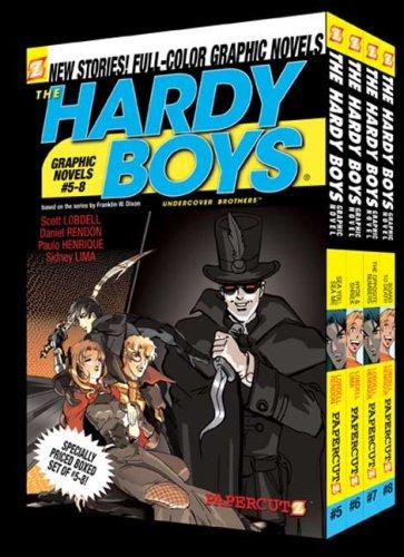 The Hardy Boys Vol 5-8