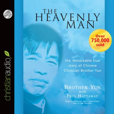The Heavenly Man: The Remarkable True Story of Chinese Christian Brother Yun 9781596446496