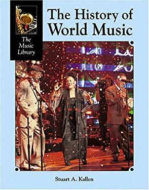 The History of World Music 9781590187418
