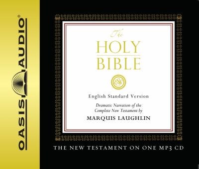 New Testament-ESV 9781598593068