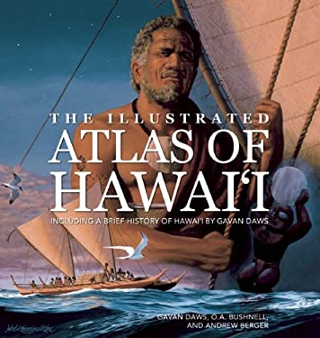 The Illustrated Atlas of Hawai'i 9781597008396