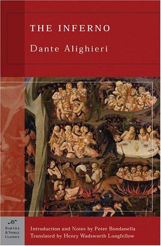 The Inferno (Barnes & Noble Classics Series)