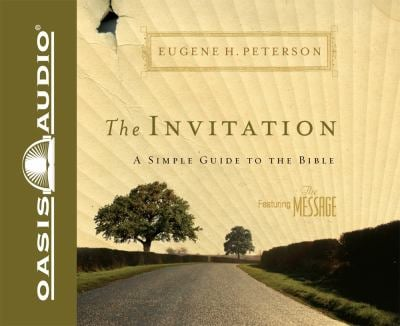 The Invitation: A Simple Guide to the Bible 9781598593228