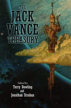 The Jack Vance Treasury 9781596060777