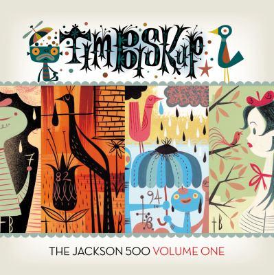 The Jackson 500: Volume 1 9781593073558
