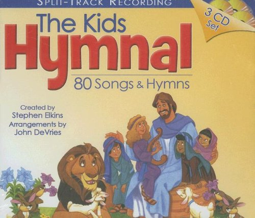 The Kids Hymnal: 80 Songs & Hymns 9781598562590