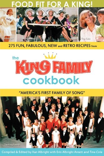 The King Family Cookbook 9781593935047