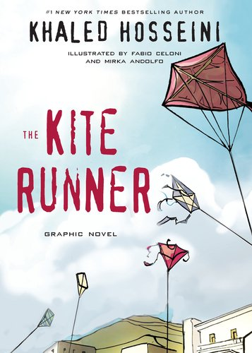 The Kite Runner Graphic Novel 9781594485473