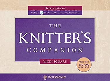 The Knitter's Companion [With 2 DVDs] 9781596683143