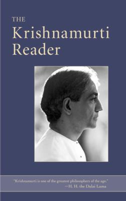 The Krishnamurti Reader 9781590309384