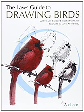 The Laws Guide to Drawing Birds 9781597141956