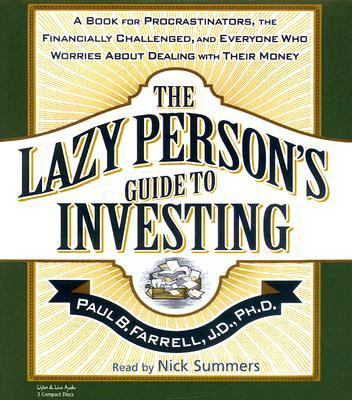 The Lazy Person's Guide to Investing 9781593160784