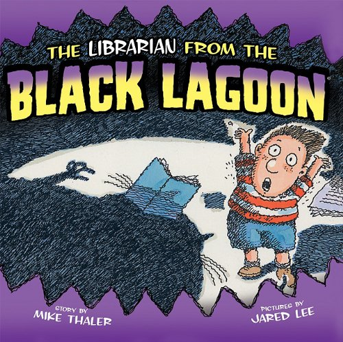 The Librarian from the Black Lagoon 9781599617954