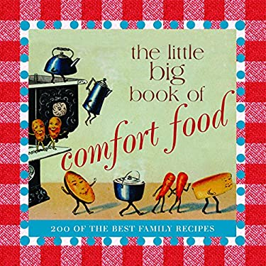 The Little Big Book of Comfort Food 9781599620145