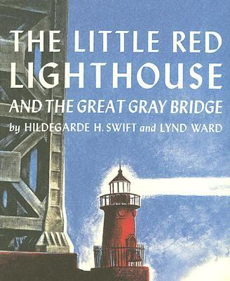The Little Red Lighthouse and the Great Gray Bridge [With Hardcover Book] 9781595190574