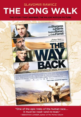 The Long Walk: The True Story of a Trek to Freedom 9781599219752