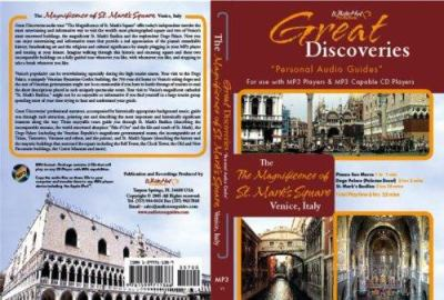 The Magnificence of St. Mark's Square: Venice, Italy 9781599711386