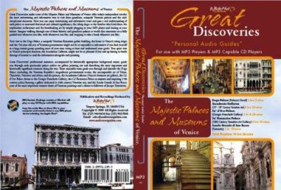 The Majestic Palaces and Museums of Venice 9781599711393