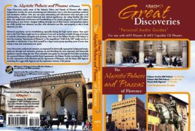 The Majestic Palaces and Piazzas of Florence 9781599711225