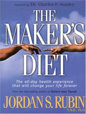 The Makers Diet PB 9781594151330