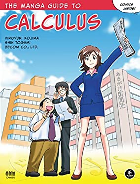 The Manga Guide to Calculus 9781593271947