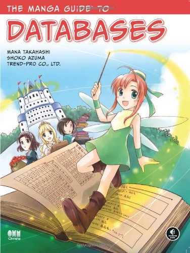 The Manga Guide to Databases 9781593271909