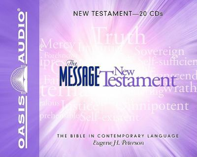 Message New Testament-MS 9781598594607