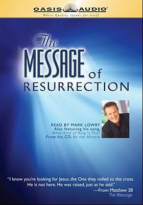 Message of Resurrection-MS 9781598592108