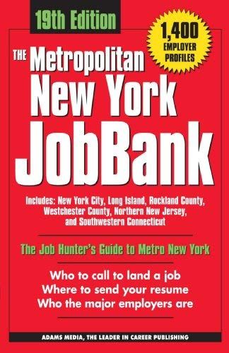 The Metropolitan New York Jobbank 9781593374433