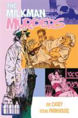 The Milkman Murders 9781593070809