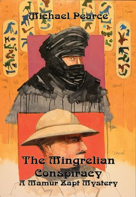 The Mingrelian Conspiracy: A Mamur Zapt Mystery 9781590581773