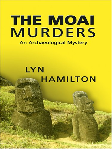 The Moai Murders 9781597223201