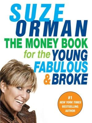 The Money Book for the Young, Fabulous & Broke 9781594482243