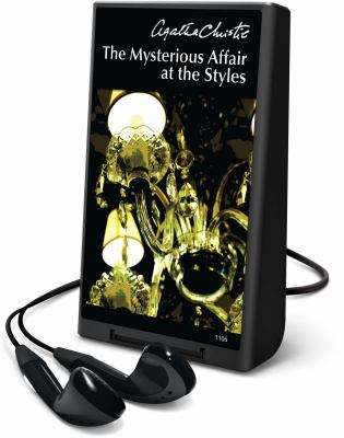 The Mysterious Affair at Styles [With Headphones] 9781598951912