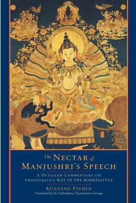 The Nectar of Manjushri's Speech: A Detailed Commentary on Shantideva's Way of the Bodhisattva 9781590304396