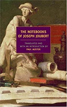 The Notebooks of Joseph Joubert: A Selection 9781590171486