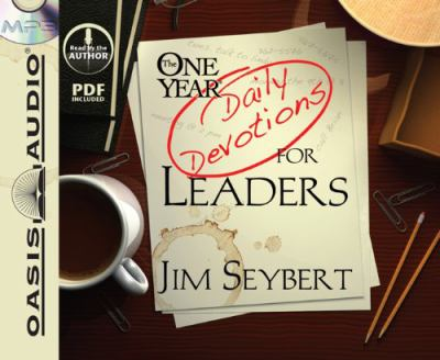 The One Year Daily Devotions for Leaders