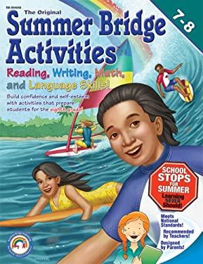 The Original Summer Bridge Activities 7-8 9781594417337