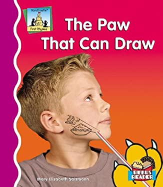 The Paw That Can Draw 9781596795013