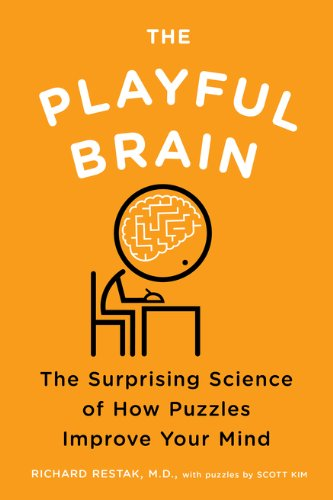 The Playful Brain: The Surprising Science of How Puzzles Improve Your Mind 9781594485459