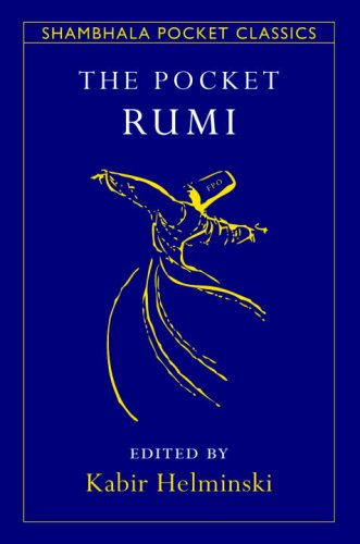 The Pocket Rumi 9781590306352