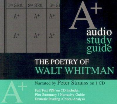 The Poetry of Walt Whitman 9781594835582