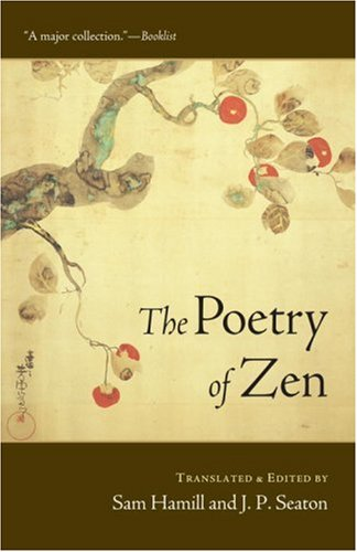 The Poetry of Zen 9781590304259