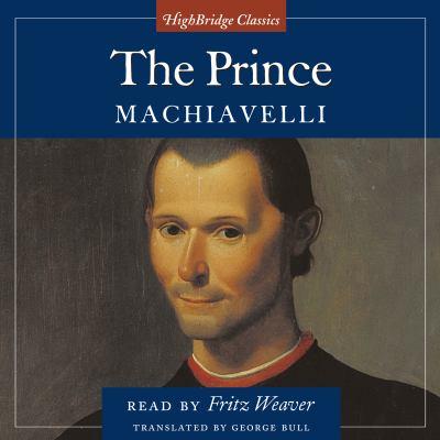 The Prince 9781598870817