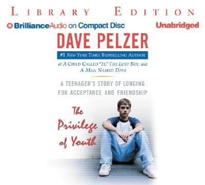 The Privilege of Youth: A Teenager's Story of Longing for Acceptance and Friendship 9781593552312