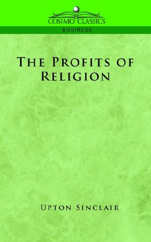 The Profits of Religion 9781596055230