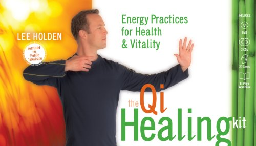The Qi Healing Kit: Energy Practices for Health & Vitality [With 20 Cards and Workbook and 2 CDs and DVD] 9781591797388