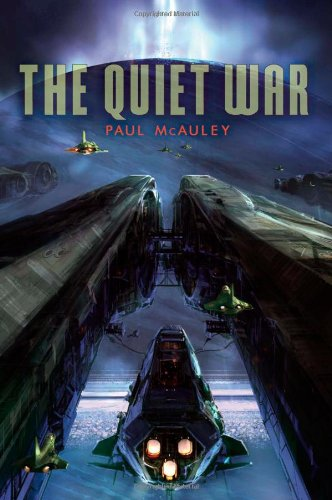 The Quiet War 9781591027812