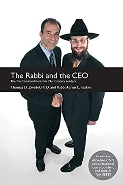 The Rabbi and the CEO: The Ten Commandments for 21st Century Leaders 9781590791509